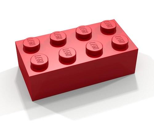 CSC 110 - LEGO - Benjamin Dicken